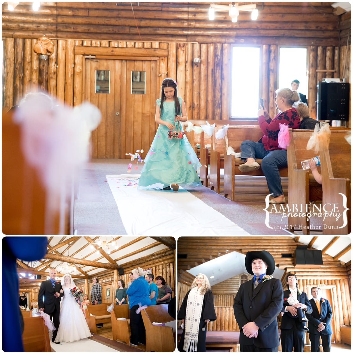 Ambience Photography,Ceremony,Church of 1000 Logs,Disney Wedding,Heather Dunn,Hunter,Kitson,Palmer Alaska,Photography in Alaska,Rainbow Wedding,Wasilla Alaska,Wedding,